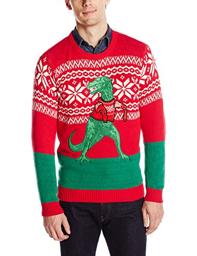 Blizzard-Bay-Mens-Trex-Hates-Sweater-Ugly-Christmas-Sweater-0