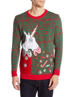 Blizzard-Bay-Mens-Vomiting-Unicorn-Light-Up-Ugly-Christmas-Sweater-0