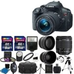 Canon-EOS-Rebel-T5i-180-MP-CMOS-Digital-Camera-Digital-SLR-Camera-and-DIGIC-5-Imaging-with-EF-S-18-55mm-f35-56-IS-Lens-58mm-2x-Professional-Lens-High-Definition-58mm-Wide-Angle-Lens-Auto-Flash-Strong–0