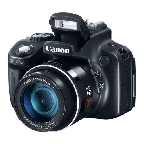 Canon-PowerShot-SX50-HS-12MP-Digital-Camera-with-28-Inch-LCD-Black-0