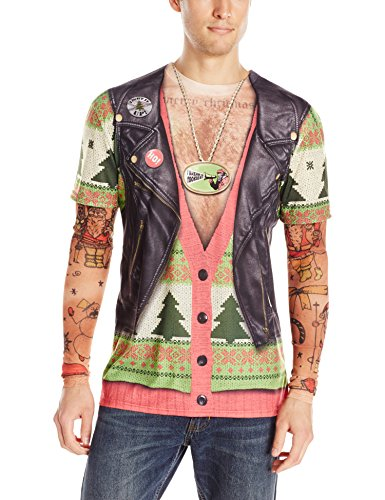 Faux-Real-Mens-Biker-Ugly-X-Mas-Sweater-with-Tattoos-T-Shirt-and-Long-Sleeves-0