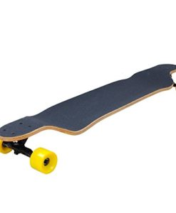 41-Professional-Longboard-Complete-Cruiser-Speed-skateboard-Downhill-Maple-Deck-0