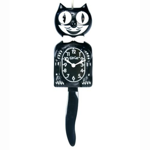 Classic-Black-Kit-Cat-Wall-Clock-4W-x-155H-in-0