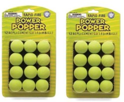Hog-Wild-Green-Popper-Refill-pack-x-2-packs-12-ball-each-pack-and-carry-net-0