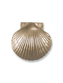 Michael-Healy-Designs-Bay-Scallop-Door-Knocker-Nickel-0