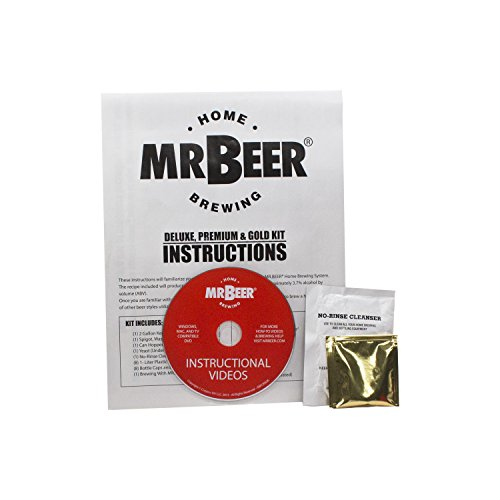 Mr beer premium gold edition beer kit