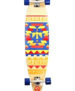 Quest-Tribes-Pin-Kick-Tail-Longboard-Skateboard-40-Inch-0