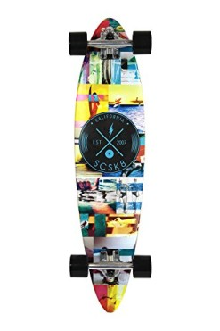 SCSK8-Natural-Blank-Stained-Assembled-Complete-Longboard-Skateboard-0