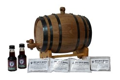 2-Liter-American-White-Oak-Barrel-Whiskey-Kit-with-Cleaning-Kit-0