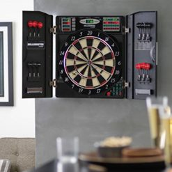 Bullshooter-by-Arachnid-E-Bristle-1000-Electronic-Dart-Board-Complete-Set-0