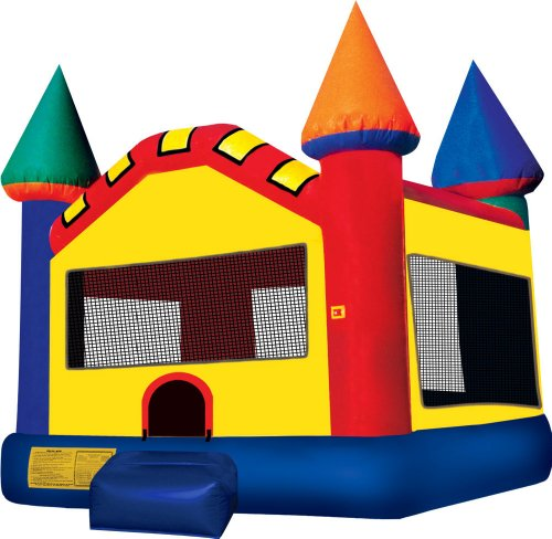 Castle-Inflatable-bouncer-15ft-x-15ft-0