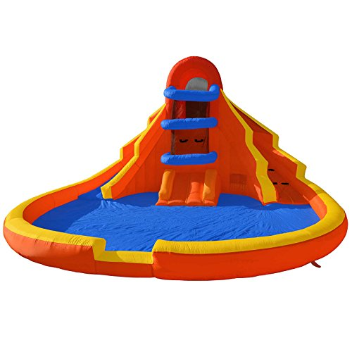 Cloud-9-Climb-n-Slide-Inflatable-Outdoor-Water-Slide-and-Climbing-Wall-0