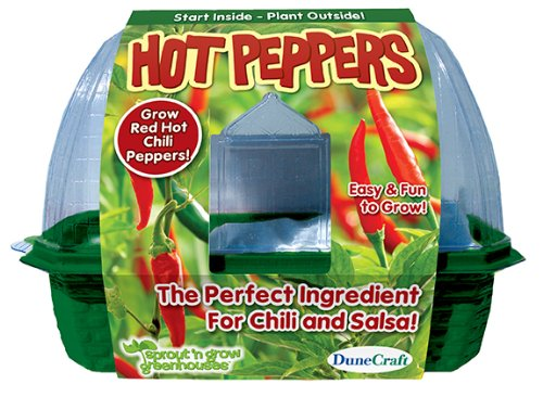 DuneCraft-Hot-Peppers-Sprout-and-Grow-Greenhouse-0