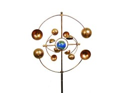 Echo-Valley-4393-Illuminarie-Zydeco-Kinetic-Spinner-Stake-16-by-688-by-48-Inch-0