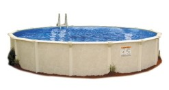 Embassy-Pool-4-3418-PARA100-Above-Ground-Swimming-Pool-34-Feet-by-18-Feet-by-52-Inch-Creamy-Tan-0