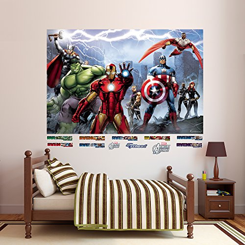 Fathead-Avengers-Assemble-Mural-Real-Big-Wall-Decal-0