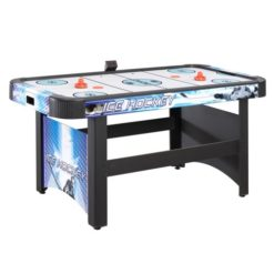 Hathaway-Face-Off-Air-Hockey-Table-with-Electronic-Scoring-5-Feet-BlueBlack-60-x-26-x-31-Inch-0
