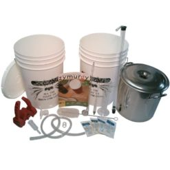 HomeBrewStuff-Beginner-Brewers-Starter-Beer-Equipment-Kit-with-20-Quart-Brew-Pot-0