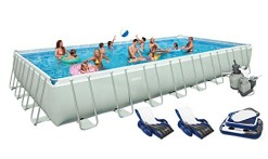 Intex-32-x-16-x-52-Ultra-Frame-Rectangular-Swimming-Pool-Set-0