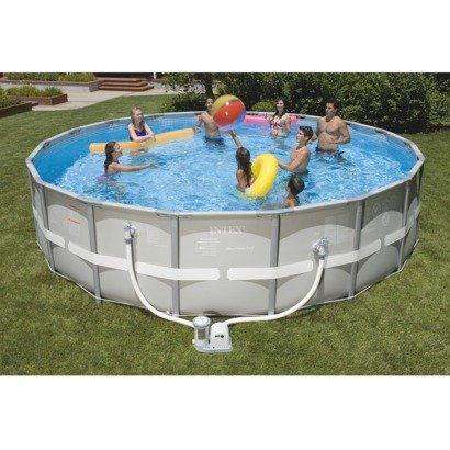 Intex Ultra Frame 18 X 48 Swimming Pool Round