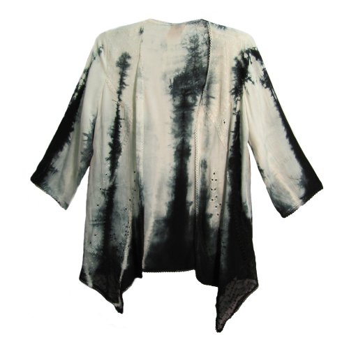 Missy-Plus-Tie-Dye-Stonewashed-Embroidered-Bohemian-Bolero-Jacket-0