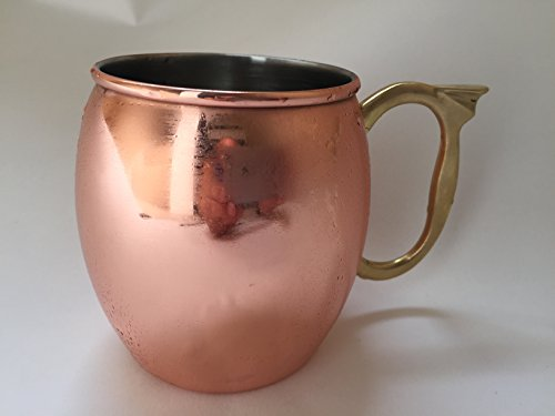 Moscow-Mule-Copper-Mugs-from-Love-Artisans-This-Mug-is-Designed-to-Keep-Drinks-Chilled-Makes-a-Classy-Gift-16-oz-Stainless-Steel-Lining-to-Reduce-Reactivity-Get-this-Beautiful-Mug-now-for-the-Authenti-0