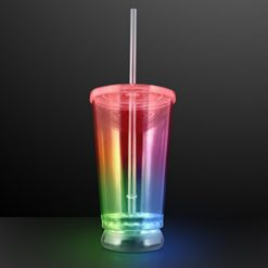 Multicolor-LED-Light-Up-To-Go-Cup-Tumbler-Set-of-12-0