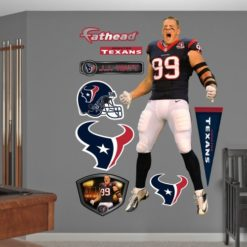 NFL-Houston-Texans-JJ-Watt-Entrance-Wall-Graphics-0