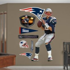 NFL-New-England-Patriots-Tom-Brady-Quarterback-Wall-Graphics-0
