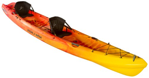 Ocean-Kayak-16-Feet-x-45-Inch-Zest-Two-Expedition-Tandem-Sit-On-Top-Touring-Kayak-0