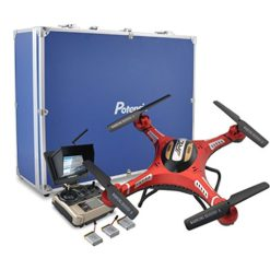 Potensic-Premium-58-GHz-JJRC-H8D-RTF-RC-Quadcopter-with-2-Megapixels-Camera-FPV-Monitor-LCD-Headless-Mode-Return-Home-Function-with-Carrying-Case-0