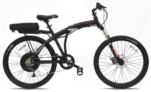 Prodeco-V3-Phantom-X2-8-Speed-Folding-Electric-Bicycle-Matte-Black-26-InchOne-Size-0