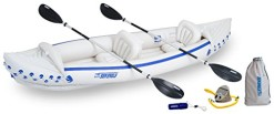Sea-Eagle-SE370-Inflatable-Kayak-with-Deluxe-Package-0