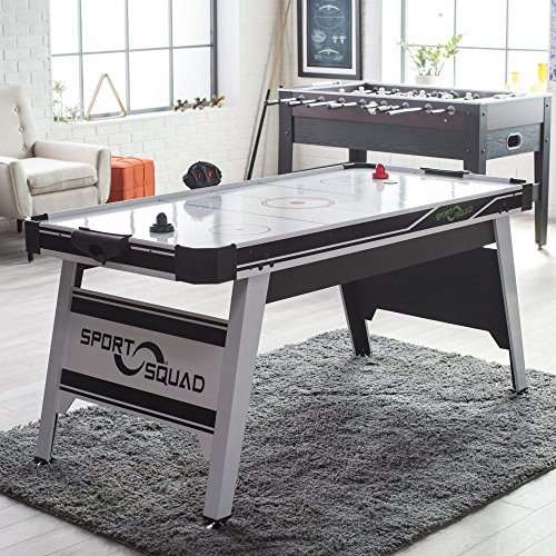 Sport-Squad-HX66-Air-Hockey-66-in-with-Table-Tennis-Conversion-Top-0