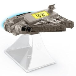 Star-Wars-The-Force-Awakens-Millennium-Falcon-Night-Glow-Alarm-Clock-0