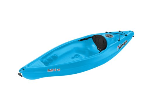 Sun-Dolphin-Bali-ss-sit-on-top-Kayak-8-Feet-0