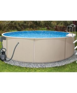 Swim-Time-Rugged-Steel-Round-4852-Inch-Deep-Metal-Wall-Swimming-Pool-Package-0