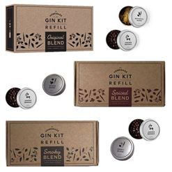 The-Homemade-Gin-Kit-Cocktail-Refills-Includes-Original-Blend-Gin-Kit-Refill-Smoky-Blend-Gin-Kit-Refill-and-Spicy-Blend-Gin-Kit-Refill-Enough-to-Make-6-Batches-0
