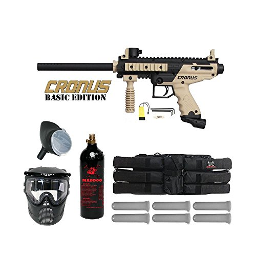 Tippmann-Cronus-Paintball-Marker-Gun-Player-Package-0