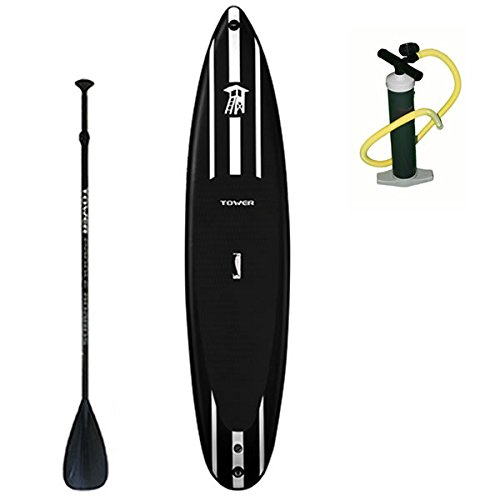 Tower-Paddle-Boards-iRace-126-Inflatable-SUP-Package-0