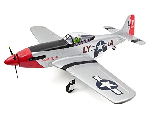 Volantex-RC-P-51-Mustang-1400mm-PNP-Electric-Brushless-Airplane-0