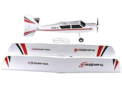 Volantex-RC-Trainstar-24GHz-Brushless-RTF-Airplane-with-3-4-Two-Wings-Channel-0-1