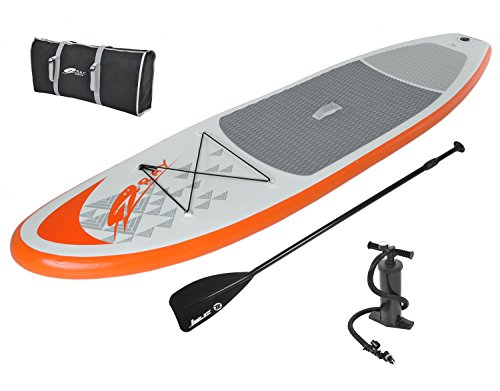 Z-Ray-PathFinder-11-Inflatable-SUP-Stand-Up-Paddleboard-Complete-Set-0