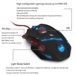 2016-New-Version-Zelotes-T90-Professional-9200-DPI-High-Precision-USB-Wired-Gaming-Mouse8-ButtonsWith-7-kinds-modes-of-LED-Colorful-Breathing-Light-Weight-Tuning-Set-Black-0-2