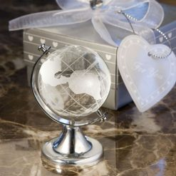 Fashioncraft-Choice-Crystal-Globe-Favor-275-x-175-x-15-Silver-Clear-and-White-Frost-0
