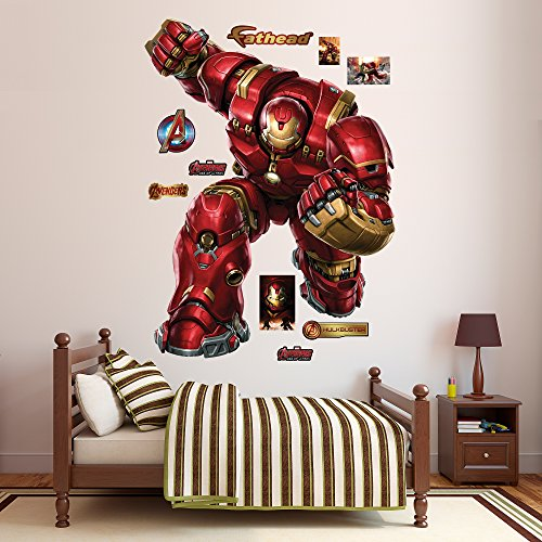 Fathead Avengers Iron Man: Hulkbuster Age Of Ultron Vinyl Decals