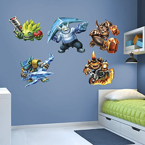 Fathead-Skylanders-Trap-Team-Collection-Vinyl-Decals-0