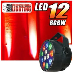 RGBW-Color-Mixing-compact-LED-Par-Can-12-1-watt-LEDs-Red-Green-Blue-and-White-color-mixing-Up-Lighting-Stage-Lighting-Dance-Floor-Lighting-Adkins-Professional-Lighting-0