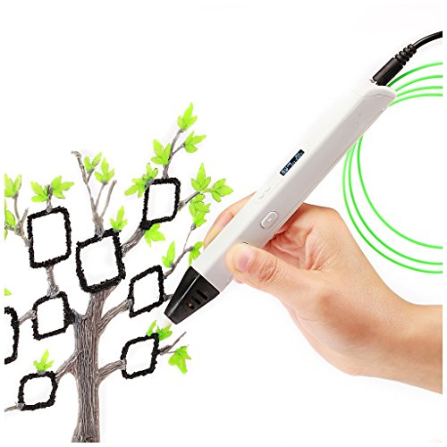 MYNT3D-Professional-Printing-3D-Pen-with-OLED-Display-0
