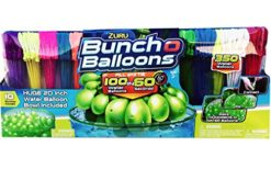 ZURU-Bunch-O-Balloons-Summer-Party-350-Water-Balloons-With-Bonus-20-Water-Balloon-Bowl-0